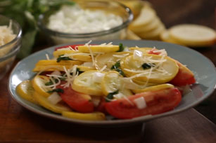 Ashley and Whitney's Yellow Squash and Tomato Packet